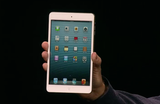 The iPad Mini up close
