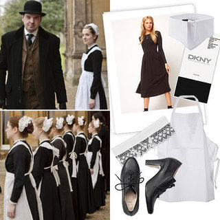 Downton Abbey Halloween Costume