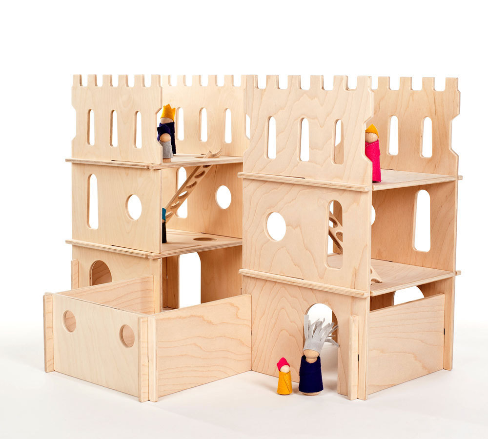Modular Castle Towers
