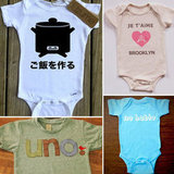 10 Multilingual Onesies For Worldly Lil Ones