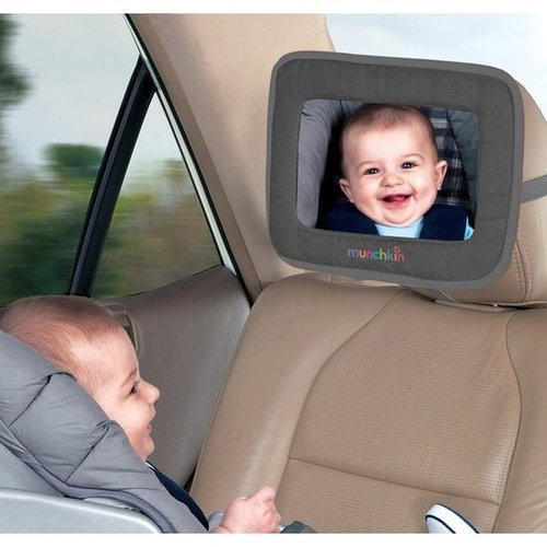 Munchkin Adjustable Back Seat Mirror
