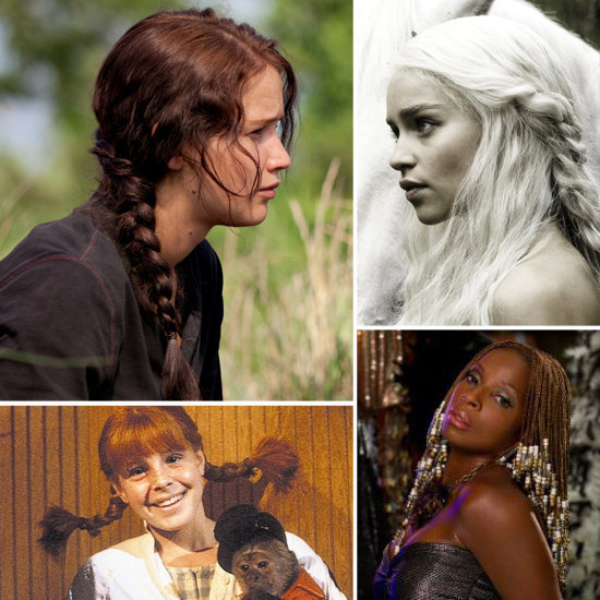 Costumes With Braids