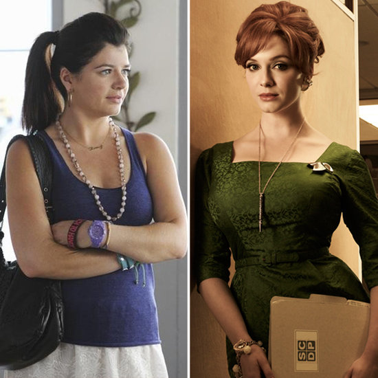 Penny From Happy Endings as Joan Harris