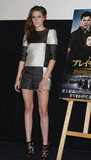 Kristen Stewart was in Japan promoting Breaking Dawn — Part 2.