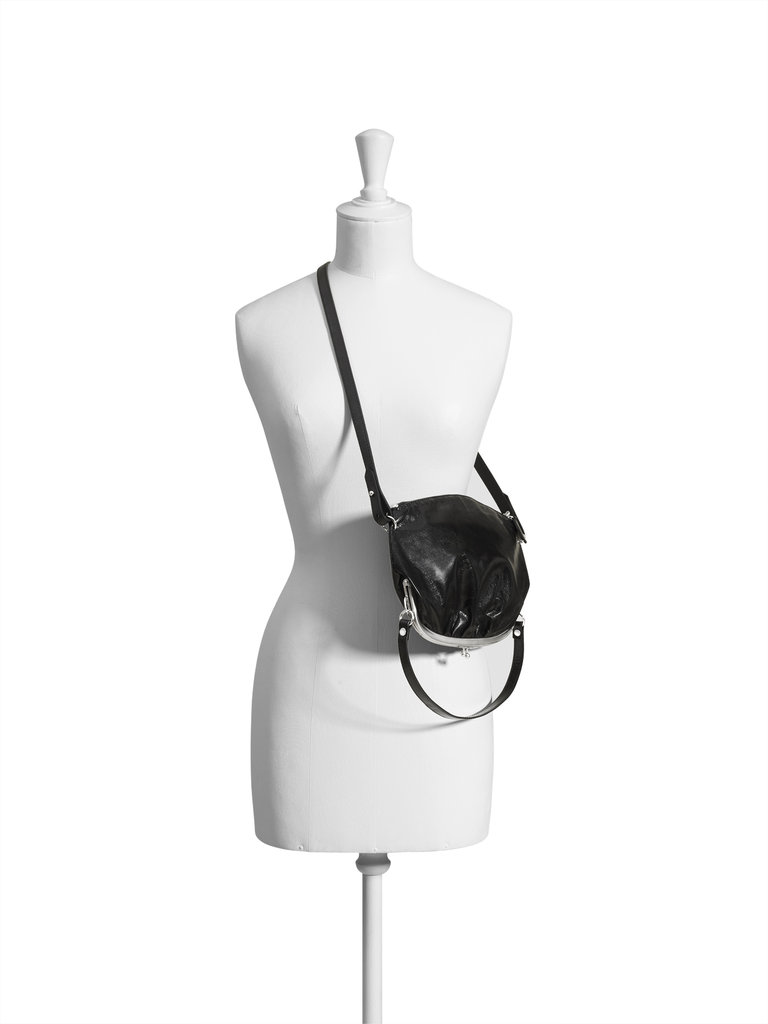 Upside-down purse ($129)