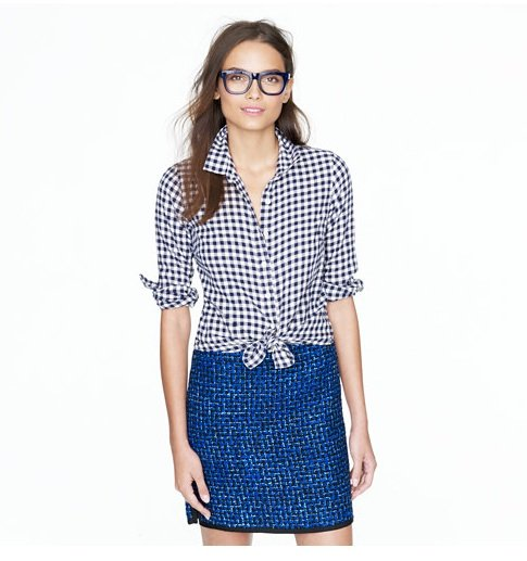 J.Crew Perfect Shirt