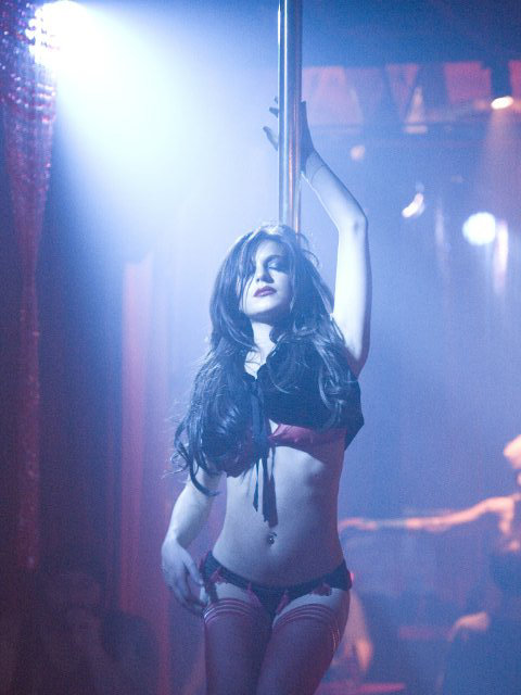 Lindsay Lohan as Dakota Moss in I Know Who Killed Me, 2007