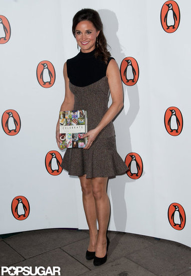 Pippa Middleton celebrates her new book with a Bash