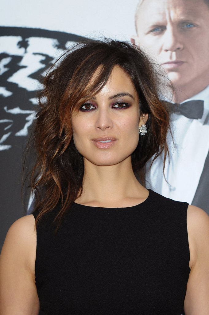 Bérénice Marlohe attended a photocall in Paris for Skyfall.