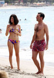 Jon Hamm and Jessica Paré filmed in Maui.