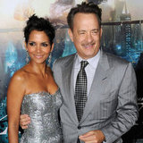 Halle Berry and Tom Hanks at LA Cloud Atlas Premiere