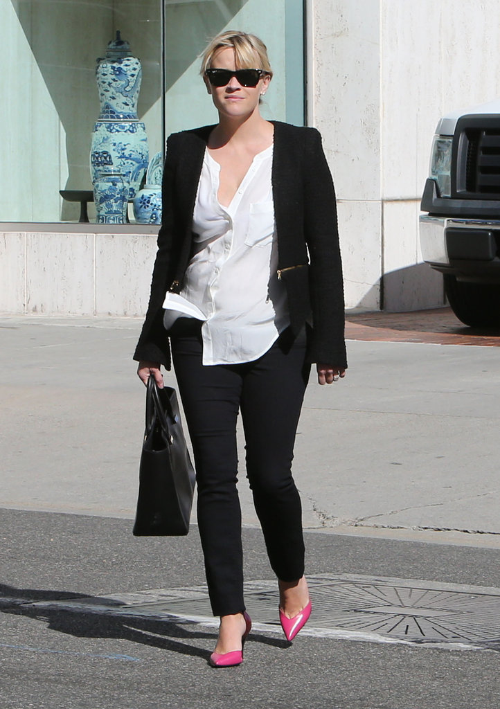 Reese Witherspoon stepped out for some shopping in Beverly Hills.