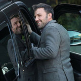 Ben Affleck was in LA.