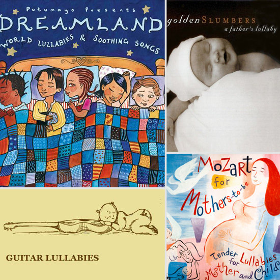 How Calming: 8 Soothing Lullaby CDs For Babes