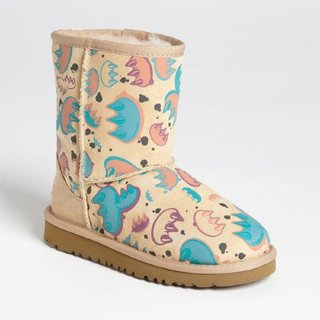 Bold Boots For Little Girls
