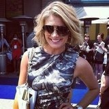 PopSugar editor Jess shared a pretty afternoon with The X factor Australia judge Nat Bassingthwaite.