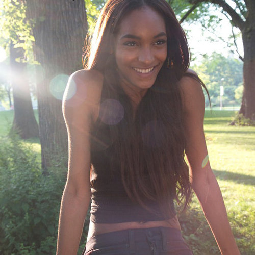 Jourdan Dunn's Rag & Bone DIY Campaign | Pictures Fall 2012
