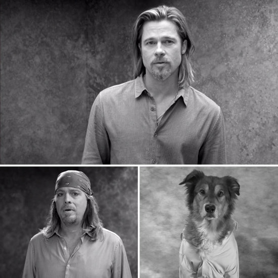 The Best Parodies of Brad Pitt's Chanel N°5 Ad