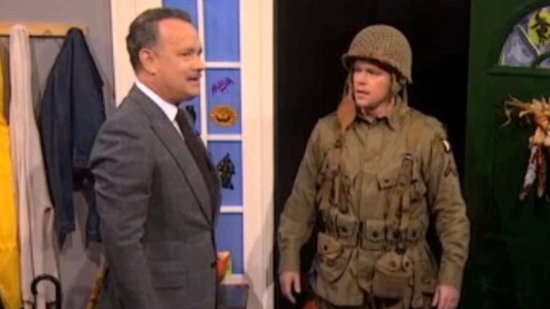 Video: What Is Matt Damon's Latest Halloween Costume?