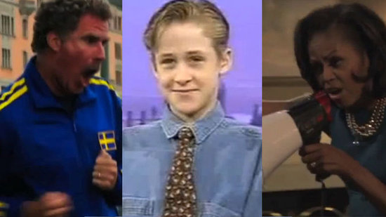 Video: Vintage Ryan Gosling, Michelle Obama's Bullhorn, and More Viral Hits!