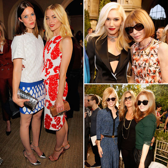 Step Inside the CFDA/Vogue Fashion Fund Fete at the Chateau Marmont
