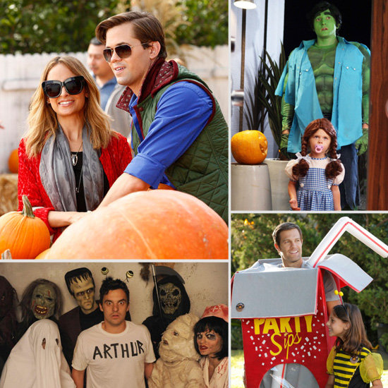See What TV Characters Dressed Up For Halloween This Year