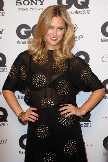 Bar Refaeli attended the GQ Men of the Year Awards in Germany.