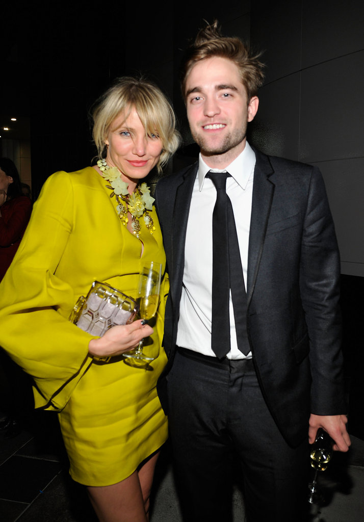 Cameron Diaz & Robert Pattinson