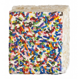 The Crispery: Rainbow Sprinkle Treat