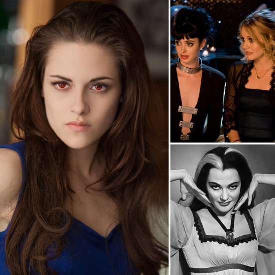 Our Favorite Types of Onscreen Lady Vamps