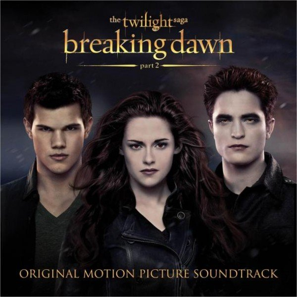 Breaking Dawn Part 2 Soundtrack