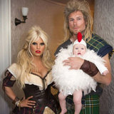 Jessica Simpson Halloween Costume Pictures With Baby Maxwell