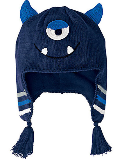 Hanna Andersson Monster Hat