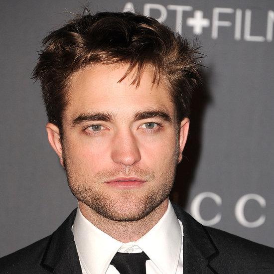 Robert Pattinson: Is Robert Pattinson The New Face Of Dior?