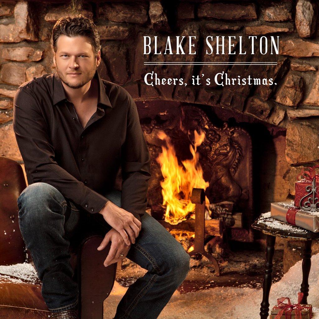 Blake Shelton, Cheers, It's Christmas