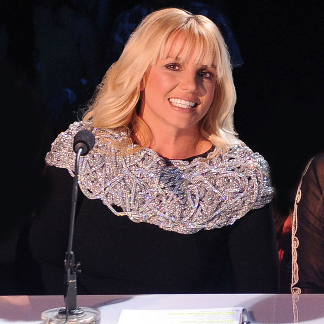 Britney Spears on The X-Factor Live | Pictures