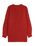 I've become absolutely obsessed with owning this Étoile Isabel Marant Phoebe Knit Pullover ($445). I'd love to put it on my holiday wish list, but I honestly don't think I can wait that long! The vermillion shade would be a great pop of color against dark denim or black trousers, and I think it would look cool with leather shorts and tights, too. I'm definitely hoping to make this my late-Fall staple sweater. — Brittney Stephens, assistant editor