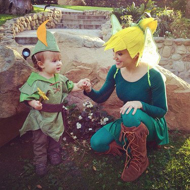 Celebrity Kids on Halloween | Pictures