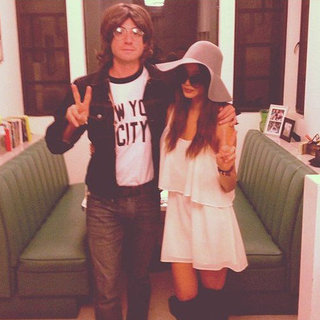Celebrity Couples Costumes Halloween 2012