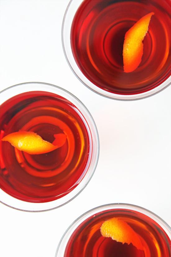 Negroni Recipe | POPSUGAR Food