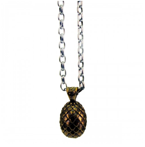 Game of Thrones Dragon Egg Necklace ($70)