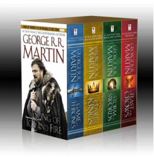 Game of Thrones Boxed Set ($36)