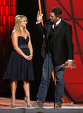 Miranda and Blake Win Big at the Star-Studded CMA Awards