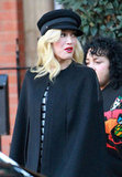 Gwen Stefani Swaps Her Costume For a Stylish London Look