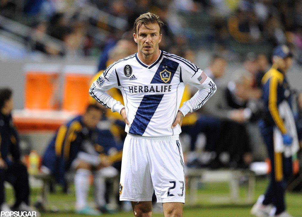 David Beckham Kicks Off the MLS Playoffs With a Win