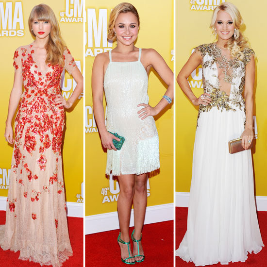 The CMAs Turned Out a Glamorous Battle of the Blondes