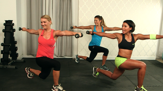 Blast Away Belly Fat With This 10-Minute Workout!