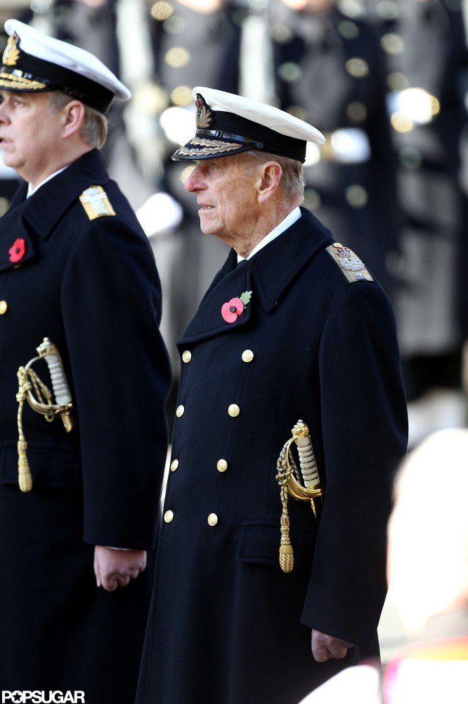 Kate Middleton and Prince William Attend Remembrance Sunday Services