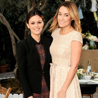 Lauren Conrad and Rachel Bilson at Shoemint Party | Pictures