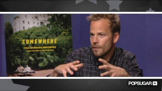 Video: Stephen Dorff on Moviemaking and Selling Out